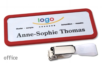 """Name badge office 30 """"classic"""""""