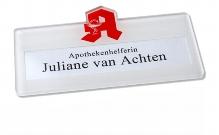 Namensschild für Apotheken